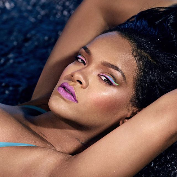 Rihanna Has Been Teasing the New Fenty Beauty Launches for a Year and You Missed It