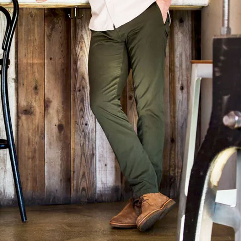 The 9 Best Chinos for Men to Look Polished and Stay Comfortable