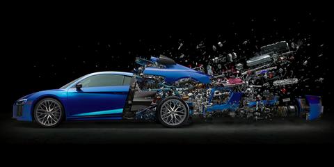 Land vehicle, Vehicle, Car, Automotive design, Supercar, Sports car, Custom car, Audi r8, Coupé, Performance car,