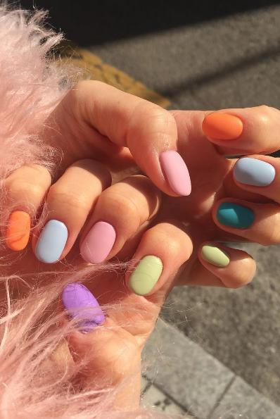 9 Best Summer Nail Colors 2019 , Summer Nail Polish Color