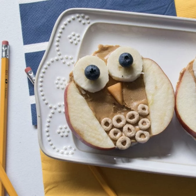 Owl Rice Cake Snacks