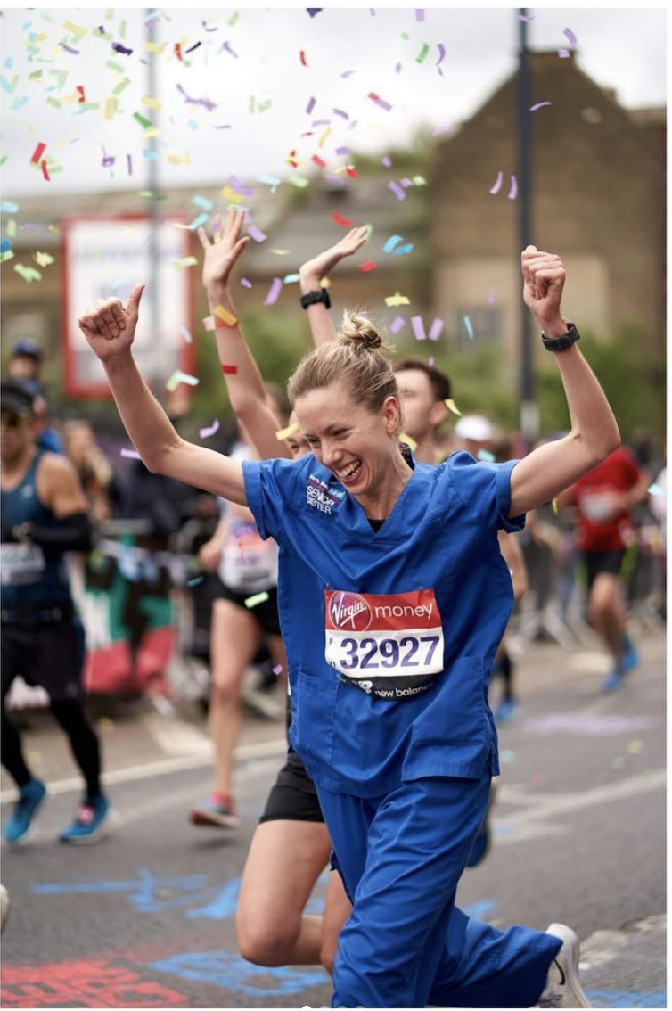 Marathoner Who Changed Guinness's Definition of 'Nurse' Honored for Shattering Stereotypes