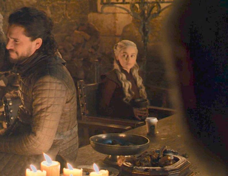 HBO responds to Game of Thrones' Starbucks coffee cup
