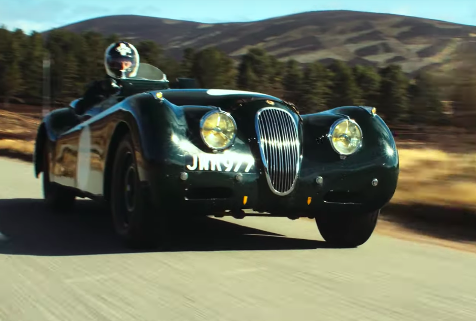 This Jaguar XK120 Has a Racing Story That Stretches Far Beyond Le Mans