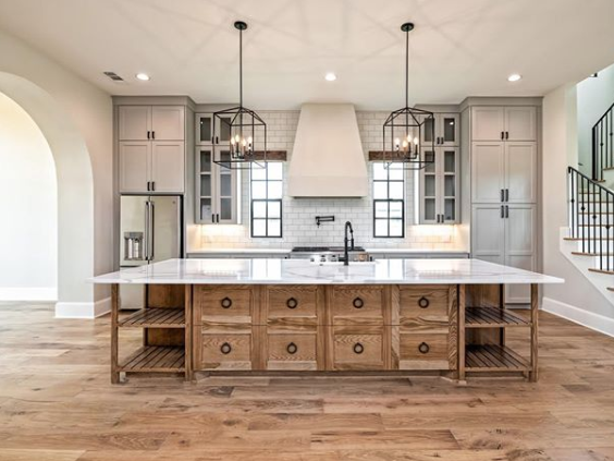 Joanna Gaines Just Posted a Brand New Kitchen Renovation to Her Instagram