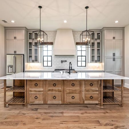 Chip And Joanna Gaines Just Posted A Brand New Kitchen Renovation To