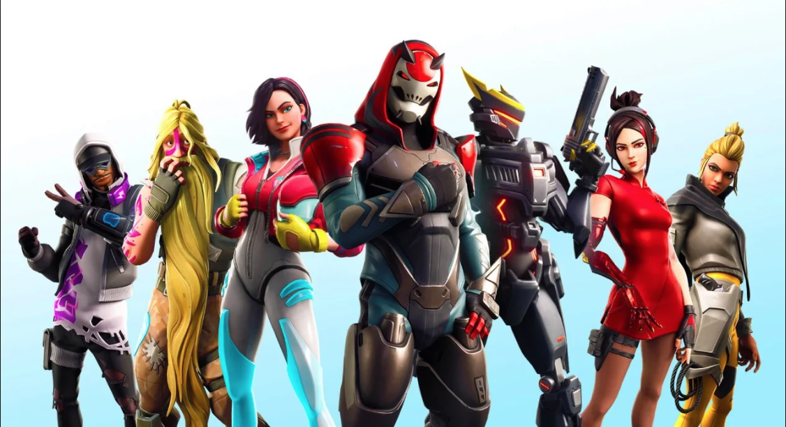 Fortnite Season 9 Updates the Map and Introduces a Futuristic New Battle Pass