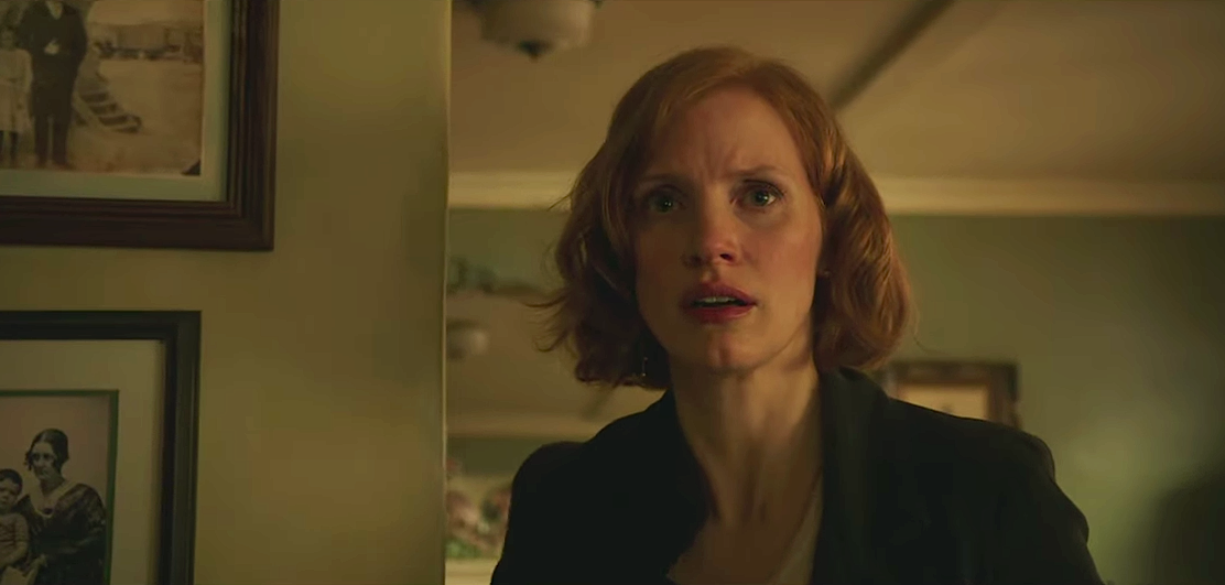 Jessica Chastain in It Chapter Two .
