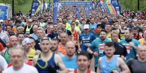 belfast city marathon course too long