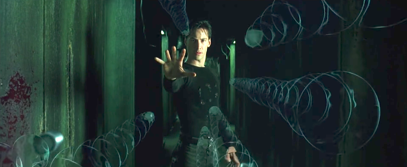 The Director of John Wick 3 Let Slip That The Wachowskis Are Making a New Matrix Movie