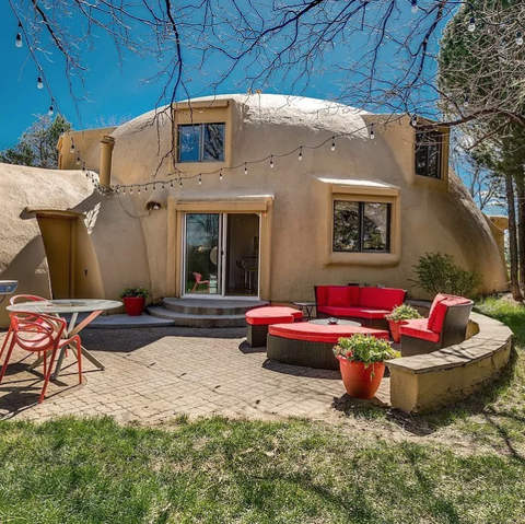 Colorado Dome House With Indoor Pool For Sale For 935000