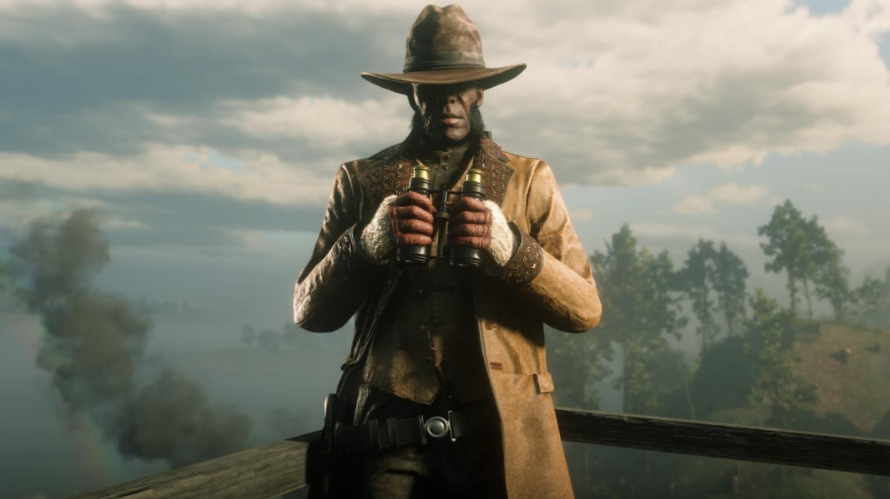 Red Dead Online Officially Launched with a New Hostility Tracking System