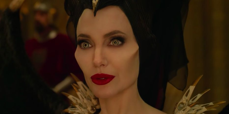 Angelina Jolie turns evil once again in the Maleficent 2 trailer