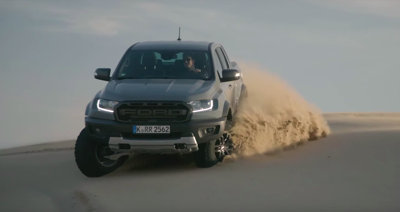 Yes, The Ford Ranger Raptor Is Just As Capable as You Think