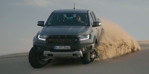 2019 Ford Ranger Raptor Diesel Video Review