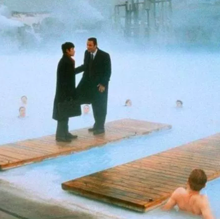 What to Wear When Bathing in Icelandic Lagoons