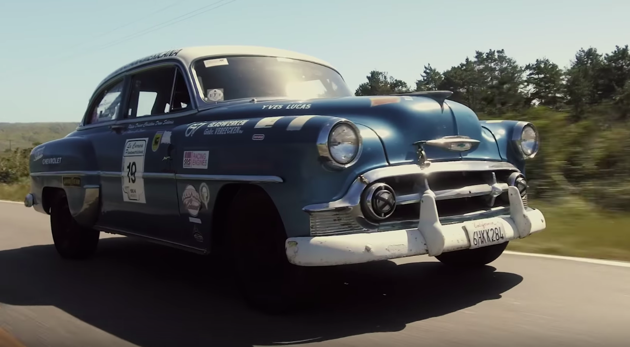 A 1953 Chevy 210 Is the Obvious Choice for Carrera Panamericana