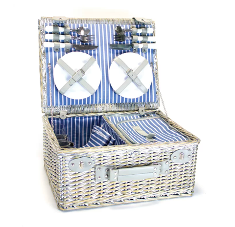 Wayfair Beachcrest Home Picnic Basket