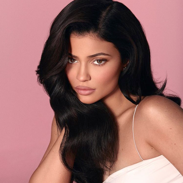Kylie Jenner Filed a Trademark Application to Launch Hair Care