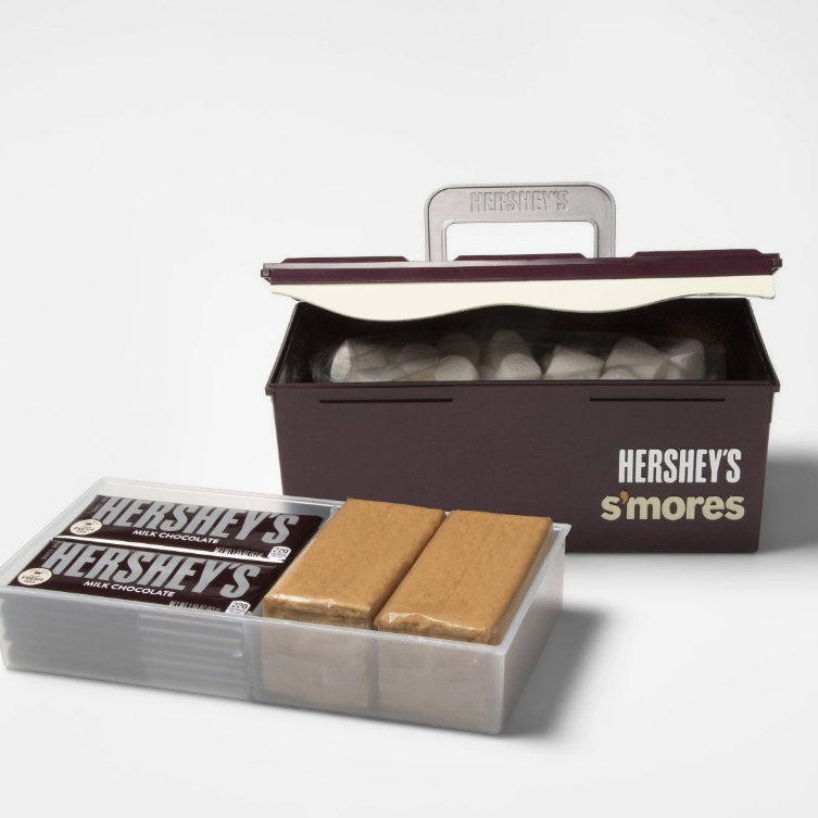 Target Is Selling a Hershey's S'mores Caddy for $10