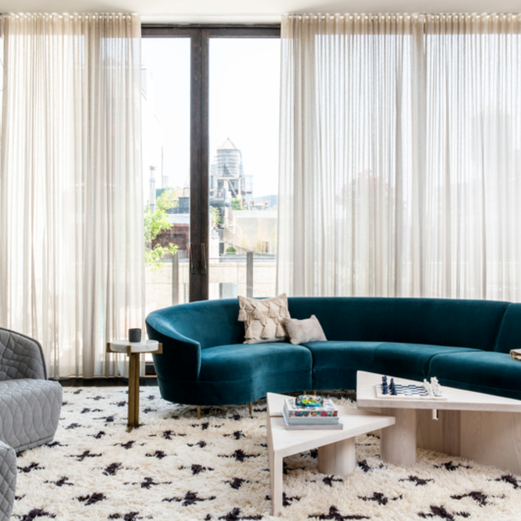 Kroesser + Strat Designed This Glam New York Apartment in Just 1 Month