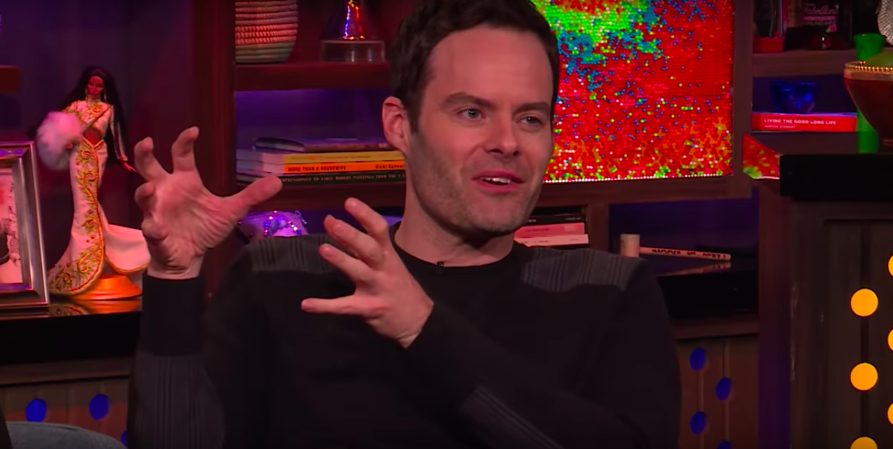 The Rock Tossed Bill Hader Through a Set Window on Saturday Night Live