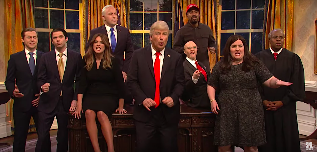 Saturday Night Live Wrapped Up Its Season With Return Appearances By Alec Baldwin and Robert De Niro