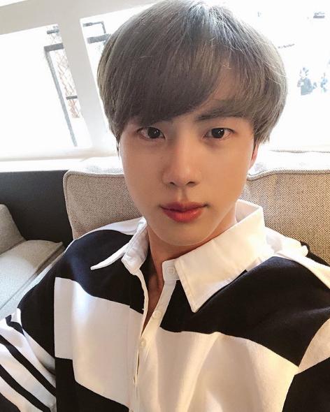 Bts jin 2019