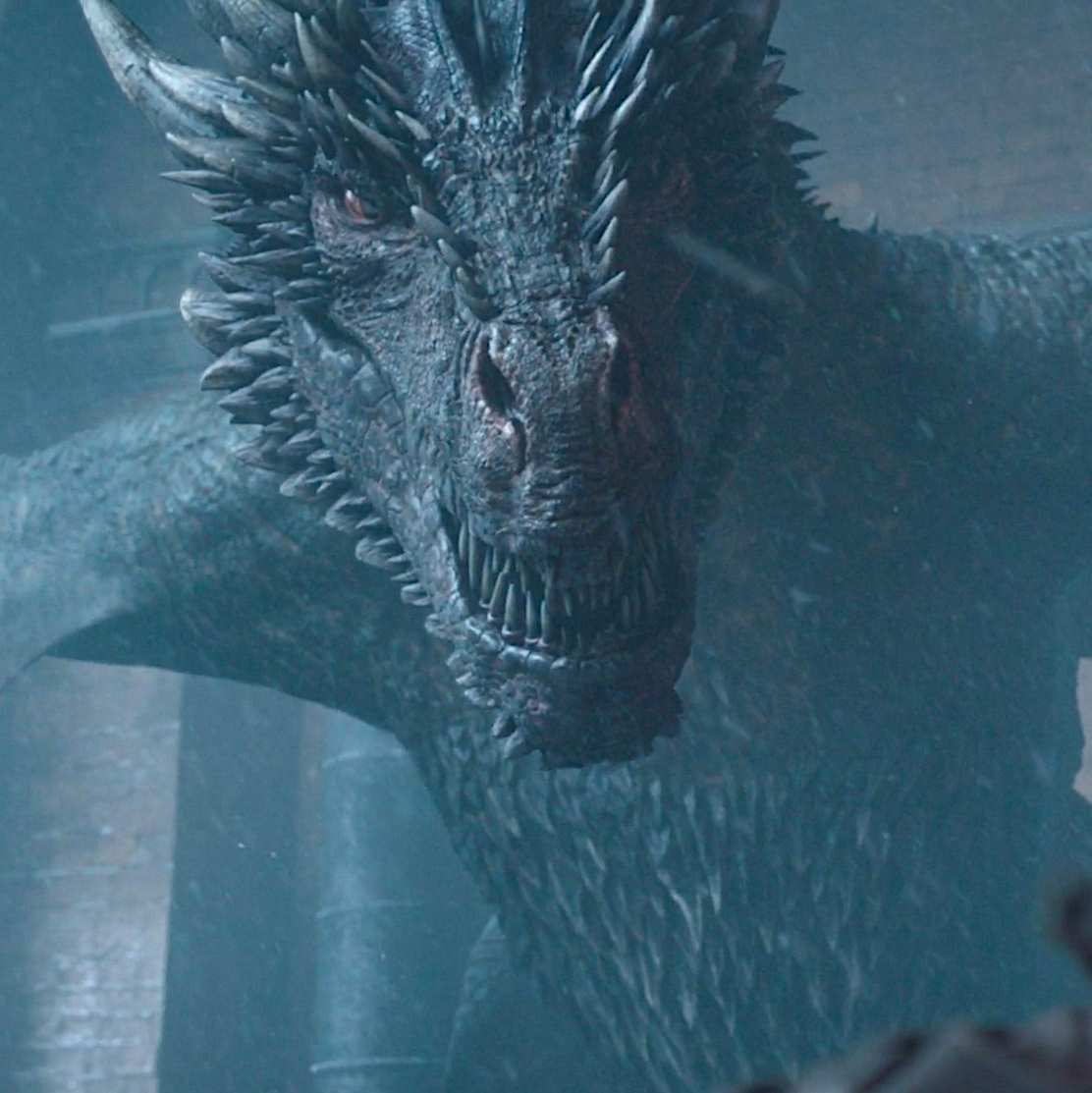 Here's Where Drogon Was Going With Daenerys at the End of Game of Thrones