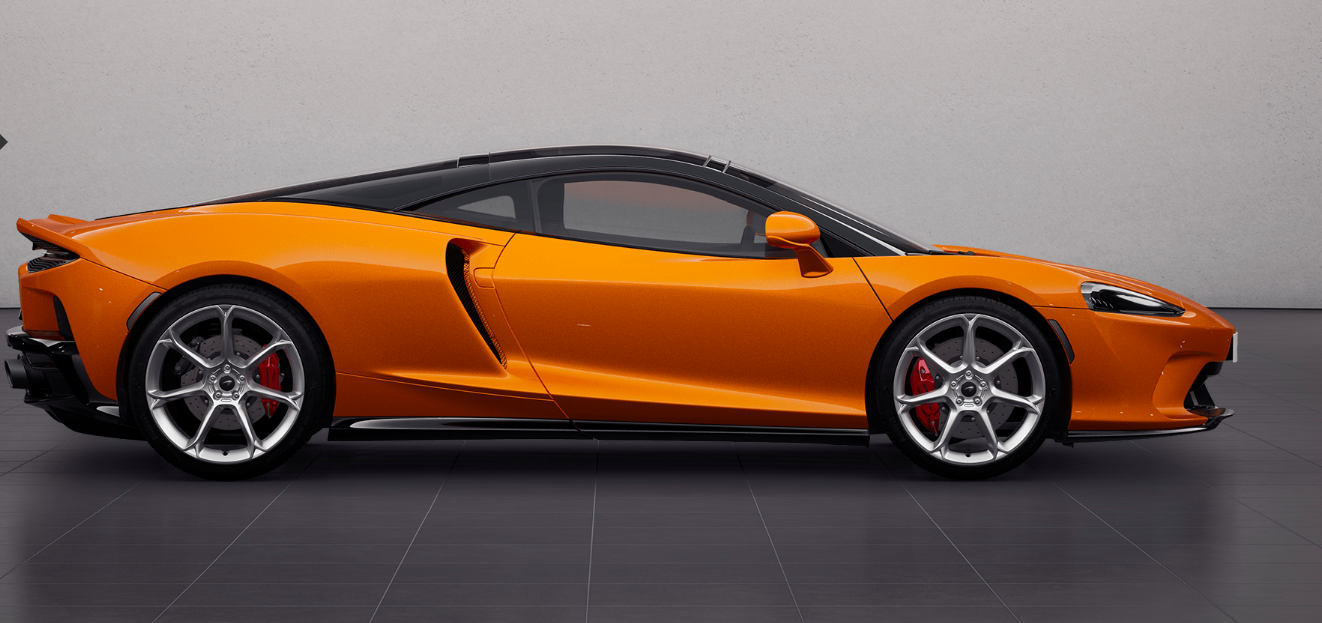 Build Your Dream McLaren GT With This New Configurator
