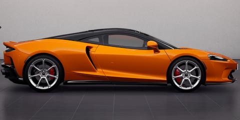Build Your Car >> 2020 Mclaren Gt Supercar Configurator Build Your Own Mclaren Gt