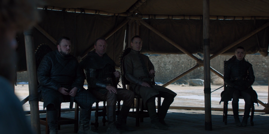 A Plastic Water Bottle Was Spotted in Last Night's 'Game of Thrones' Finale
