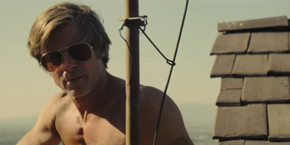 db6453ad7ece Everything to Know About 'Once Upon a Time in Hollywood,' Starring Leonardo  DiCaprio, Brad Pitt, and Margot Robbie — 'Once Upon A Time In Hollywood'  News, ...