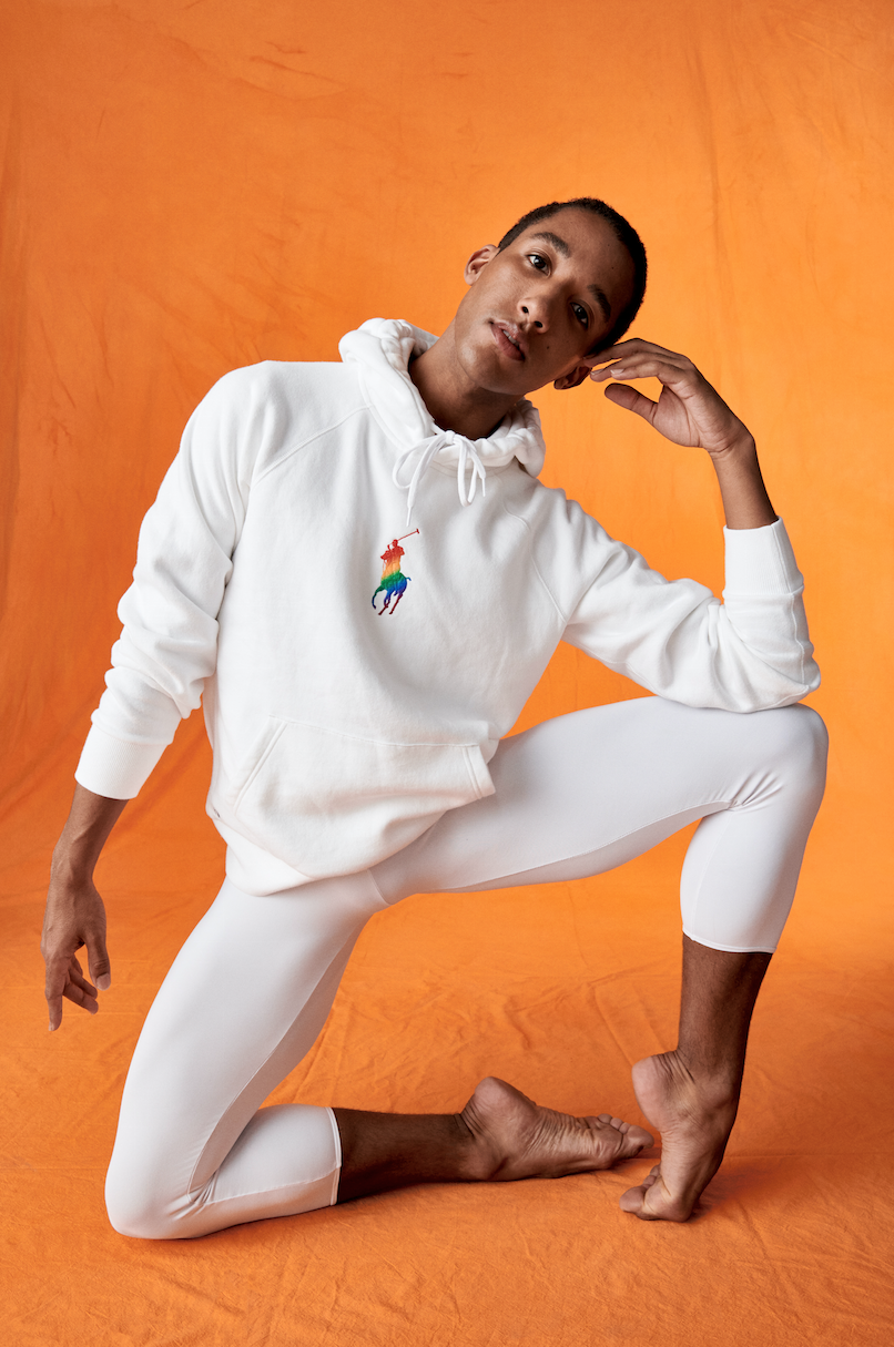 Polo Ralph Lauren's New Pride Collection Donates a Portion of Its Proceeds to a Good Cause