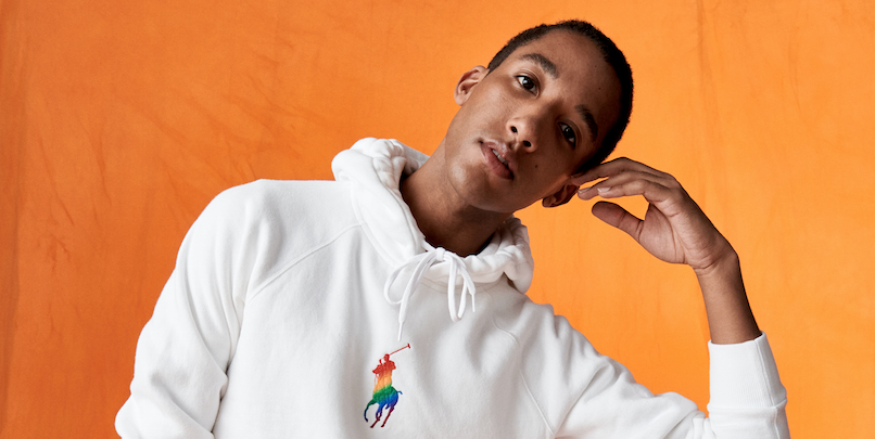 Polo Ralph Lauren Pride Collection 2019 Best Gay Pride