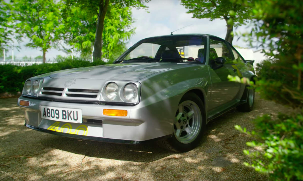 The Opel Manta 400 Is a Group B Homologation Special You Probably Don't Remember