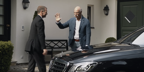 BMW Dr. Z Mercedes video