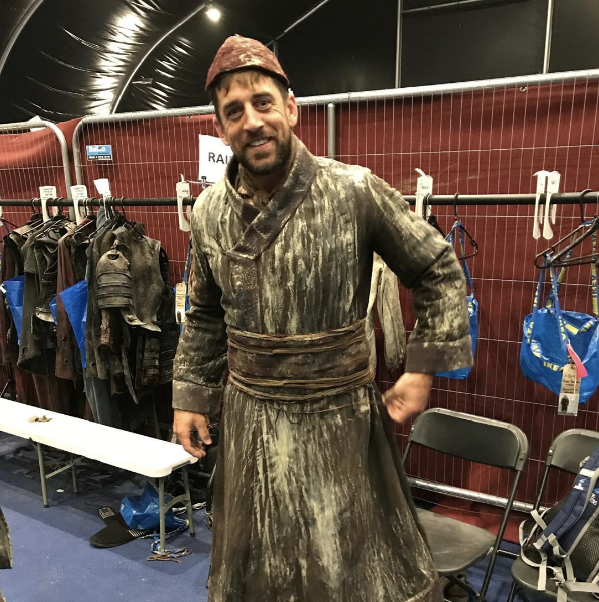 Aaron Rodgers, King of the (NFC) North, Has a Very Good Game of Thrones Take