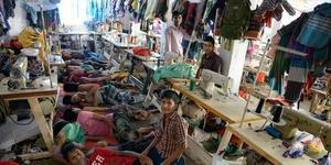 Naaiateliers in Bangladesh (Dhaka)