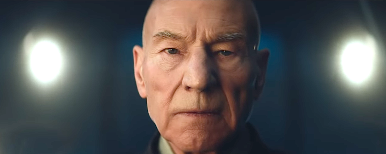 The First Star Trek: Picard Trailer Teases a Not-So-Happy Ending for Jean-Luc