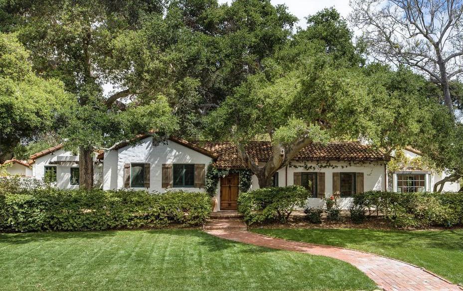 Jeff Bridges is Selling His Montecito Home For $8 Million