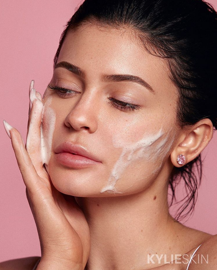 Kylie Jenner's Kylie Skin Products Sold Out In Six Minutes—But They're Coming Back Soon