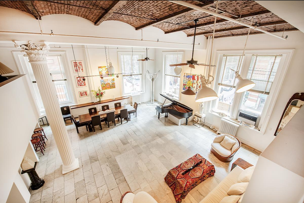 The Giant Soho Loft From MTV's The Real World is On The Market For $7.5 Million