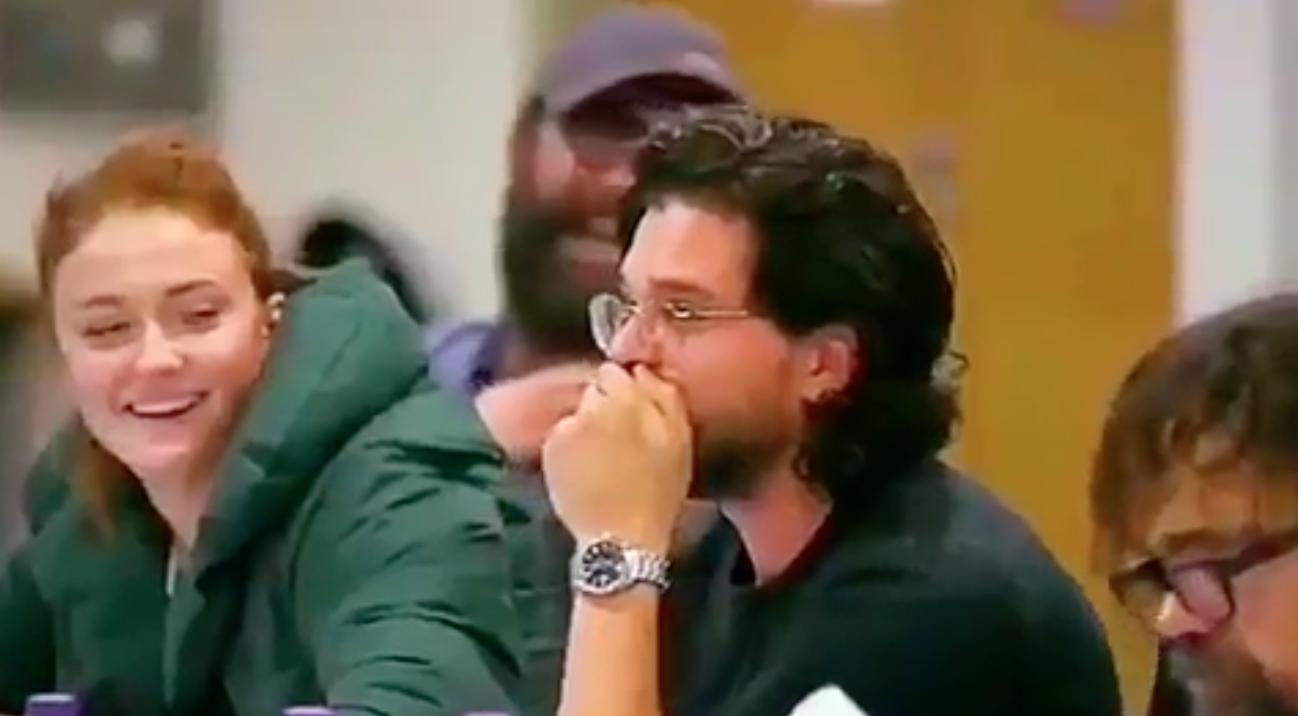 Kit Harington Lost It When He Found Out Jon Snow Kills Daenerys
