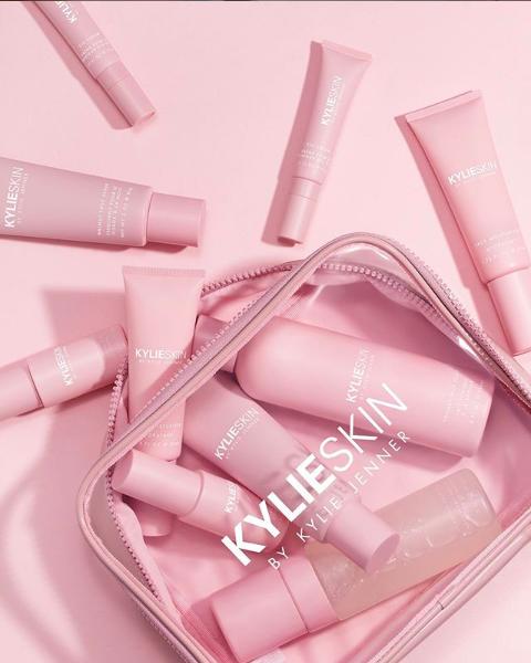 Kylie Jenner's Kylie Skin is being accused of posting fake