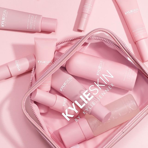 bbecea43f81e5c Kylie Jenner's Kylie Skin is being accused of posting fake reviews
