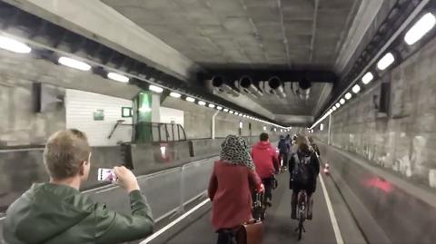 IJtunnel bikes