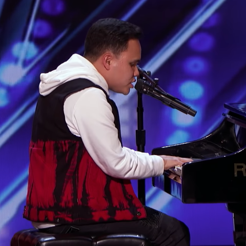 blind autistic boy kodi lee on america's got talent