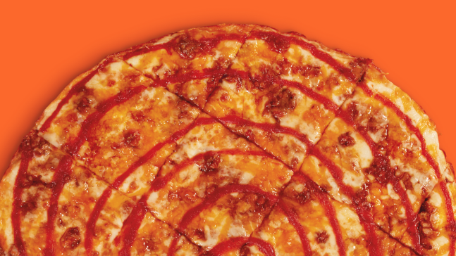 Little Caesar's Wants You To Top Your Pizza With An Entire Bag Of Fritos
