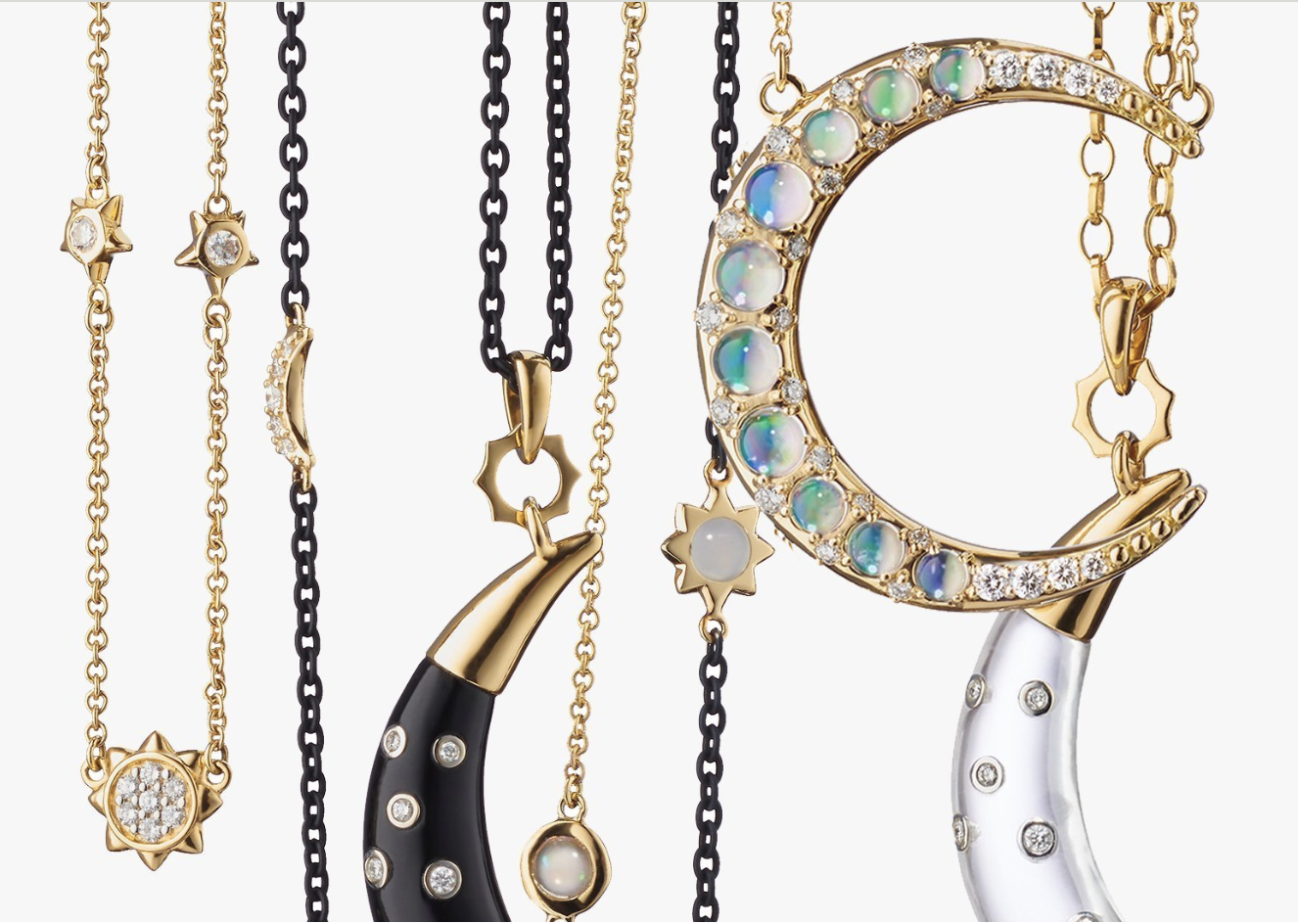From Fireworks to Talismans, These Are the Hottest New Trends in Jewelry